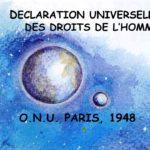 O.N.U. PARIS, 1948.